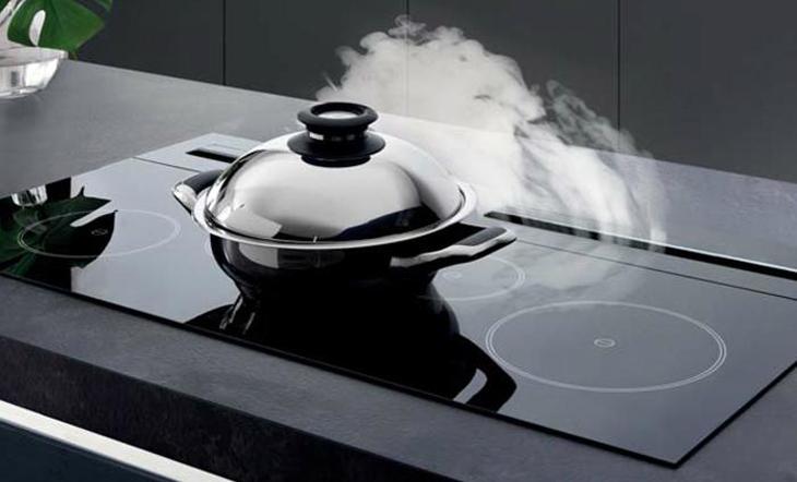 Tại sao bếp điện từ lại an toàn hơn loại bếp khác?
