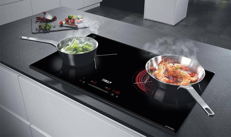 5 lý do các bà nội trợ nên dùng bếp điện từ