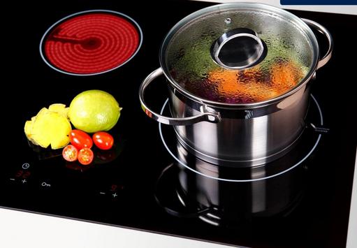 Tránh khỏi những nguy cơ cháy nổ khi dùng bếp điện từ