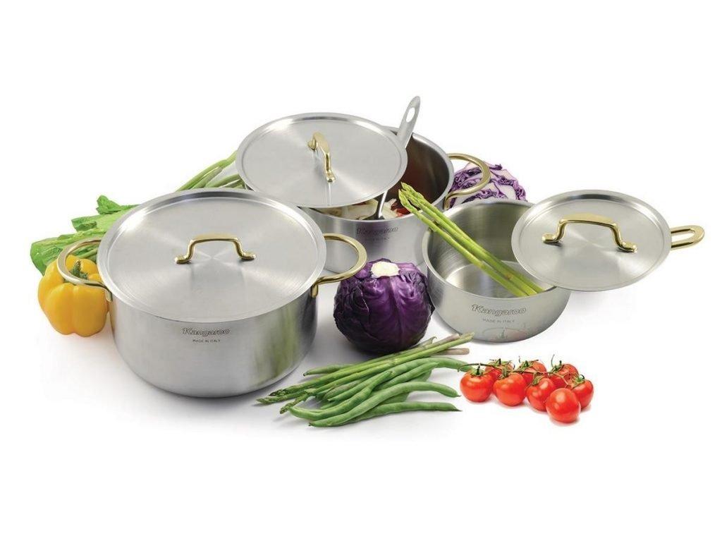 Bếp điện từ nấu được nhiều loại nồi hay không?