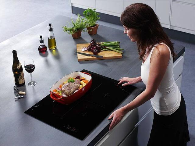 Bếp từ không hại sức khỏe