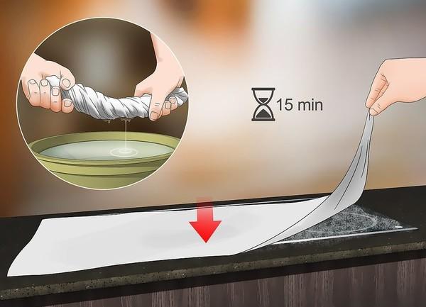 Bí kíp vệ sinh bếp từ bằng Baking soda