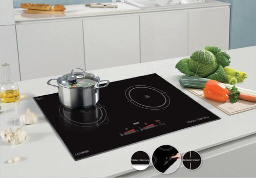 Công suất và điện áp của bếp từ