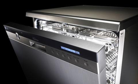 Độ bền máy rửa bát LG