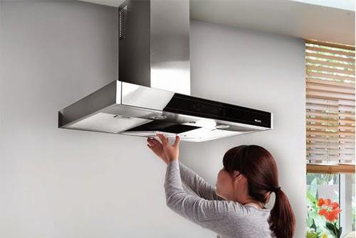 Máy hút mùi bếp