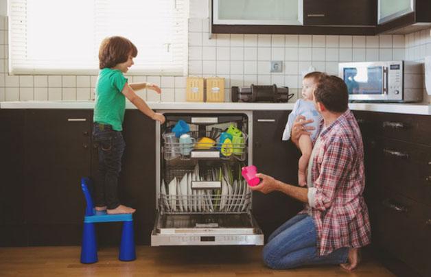 Sự thật về máy rửa bát đĩa không phải ai cũng biết