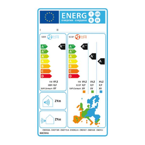 Nhãn phân loại tiết kiệm điện