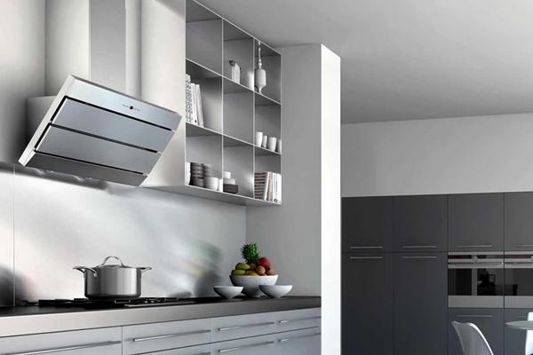 Tìm hiểu về cấu tạo và nguyên lý hoạt động của máy hút mùi nhà bếp
