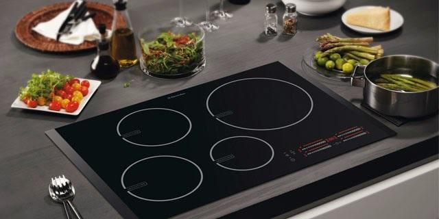 Xu hướng bếp từ 4 vùng nấu của Đức năm 2021 có gì mới?