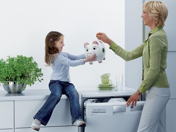 Máy rửa bát gia đình có nguyên lý hoạt động như thế nào ?
