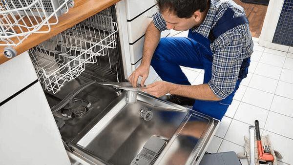 Hướng dẫn sửa chữa máy rửa bát gặp lỗi trong chu trình